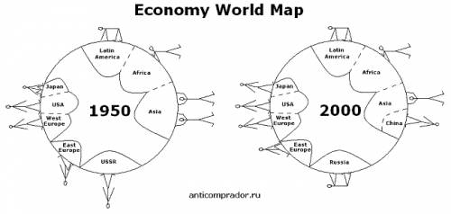 Economy World Map