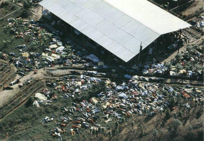 Бойня в Джонстауне: 32-я годовщина гибели